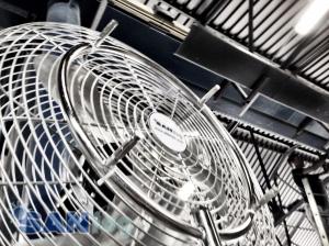 rozprasovaci ventilator